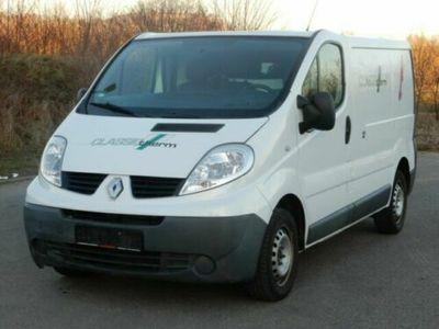 gebraucht Renault Trafic Kasten L1H1 2,7t