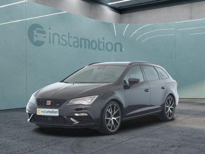 gebraucht Seat Leon LeonSportstourer 2.0 TSI DSG 4Drive Cupra