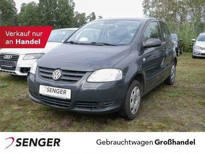 gebraucht VW Fox Basis 1.2 Isofix Nichtraucher CD