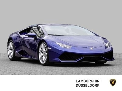 gebraucht Lamborghini Huracán HuracanAd Personam Blu Dedalo