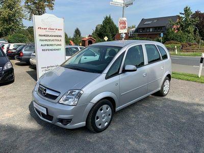gebraucht Opel Meriva 1.6 Edition TÜV NEU KLIMA
