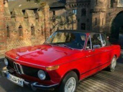 käytetty BMW 2002 Baur Targa - - H-Zulassung
