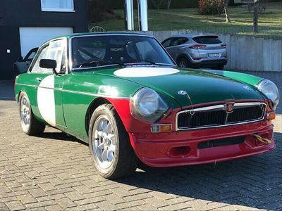gebraucht MG B GT V8 original/H-Zul./Strassen/Rennwagen