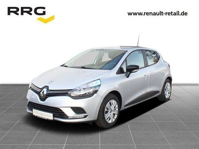 gebraucht Renault Clio IV ClioLIFE 1,2 16V Klimaanlage Kleinwagen