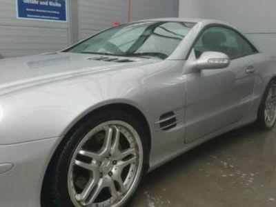 gebraucht Mercedes SL500 R230 160900km Vollausstattung