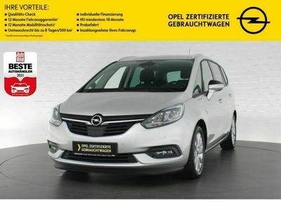 gebraucht Opel Zafira Neu 120 JAHRE CDTi+RADIO R4.0+ALLWETTERREIFEN+KLIMAAUTOMATIK