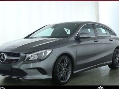 gebraucht Mercedes CLA180 Shooting Brake d URBAN+LED+EASY-P+NAVI