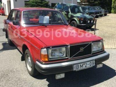 gebraucht Volvo 244 DLS, einer von 1000 Importfahrzeugen der DDR