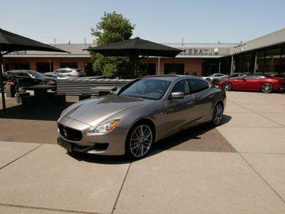"""gebraucht Maserati Quattroporte Diesel *EU6*21""""Felgen*Carbon*"""