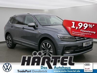gebraucht VW Tiguan Allspace HIGHLINE R-LINE TDI 4MOTION DSG (E