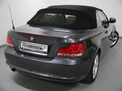 gebraucht BMW 118 Cabriolet i Tempomat USB Klimaaut. Shz PDC
