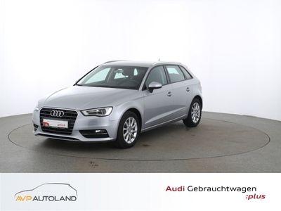 gebraucht Audi A3 Sportback 1.6 TDI clean diesel Attraction