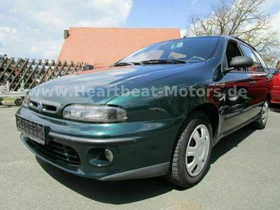 gebraucht Fiat Marea 1.9 Liter JTD 110 SX*TÜV 9/2021*AHK*