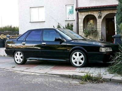 gebraucht Renault 21 turbo quadra 4x4. Mercedes 190 ...