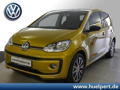 gebraucht VW up! High55 kW neues Modell SHZ Climatronic Alu