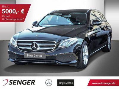 käytetty Mercedes E220 D AVANTGARDE+LED+NAV+KAMERA+SHZ+AUTOM.