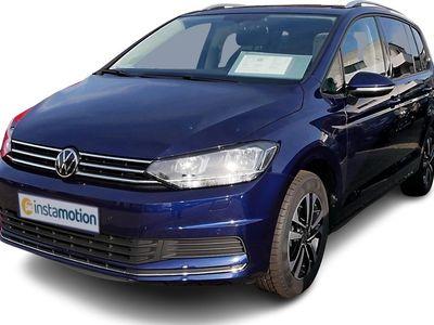 gebraucht VW Touran Touran2.0 TDI United CL 7 Sitze AHK Pano Navi A