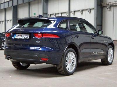 gebraucht Jaguar F-Pace 20d AWD R-Sport *HUD*Touch-Pro1*Connect