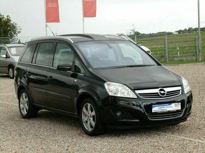 gebraucht Opel Zafira Cosmo Erdgas,1 Jahr Garant* TüV NEU!