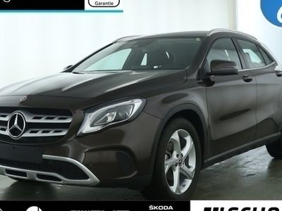 "used Mercedes GLA180 Urban AHK*LED*8""Media-Display*Business-P"