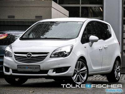 gebraucht Opel Meriva B 1.4 Turbo Innovation ecoFlex Navi