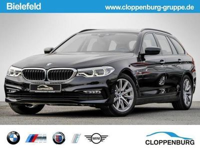 second-hand BMW 530 d Sport Line HUD Led LED WLAN PANO AHK