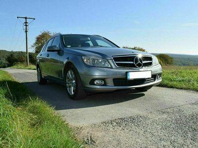 gebraucht Mercedes 250 C-Klasse W204/S204 -CDI - gepflegter Zustand
