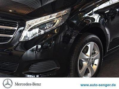 gebraucht Mercedes V250 d Avantgarde LED-ILS Comand Burmester 360°