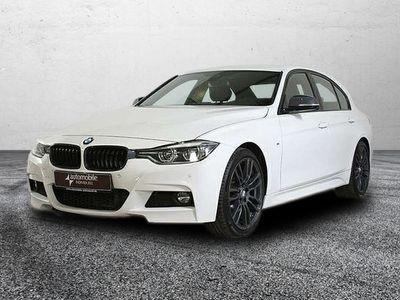 gebraucht BMW 320 dA xDr. M Sport Leder AHK LED Navi HuD