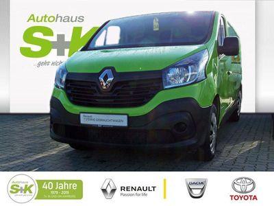 gebraucht Renault Trafic Lkw Komfort L2H ABS SERVO Wegfahrsperre