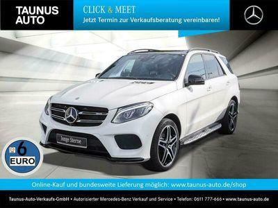 gebraucht Mercedes GLE43 AMG AMG COMAND PANORAMA EXCLUSIVE NIGHT