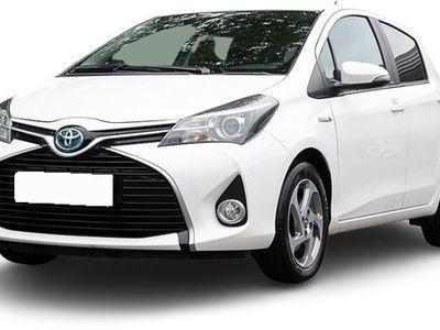 gebraucht Toyota Yaris Hybrid YarisEdition S Klimaautomatik Navi LM