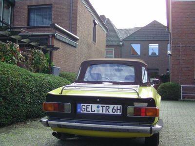gebraucht Triumph TR6 als Cabrio/Roadster in Uedem
