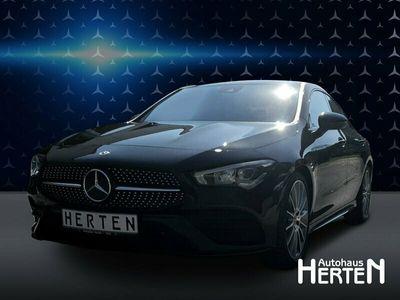 gebraucht Mercedes CLA200 AMG+NIGHT+BURMESTER+AMBIENTE+NAVI PREM. Neu