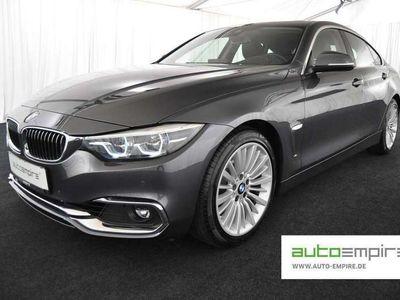 gebraucht BMW 420 iA G-Coupe Luxury LED/NAVI/LEDER/GSD/D-ASSIST