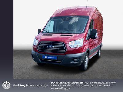 gebraucht Ford Transit 350 L3H3 Lkw VA Trend AHK KLIMA PDC HOLZBO