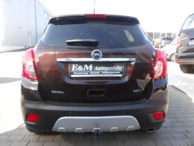 gebraucht Opel Mokka Innovation 1,7CDTI Autom*PDC*SHZ*AHK*LEDER