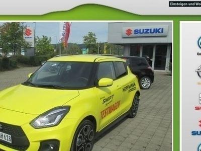 używany Suzuki Swift Sport 1.4 Boosterjet