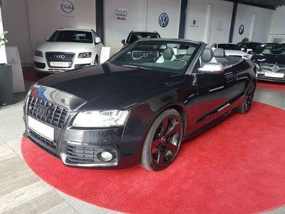 gebraucht Audi S5 Cabriolet 3.0 TFSI quattro ABT*XENON+NAVI+SHZ