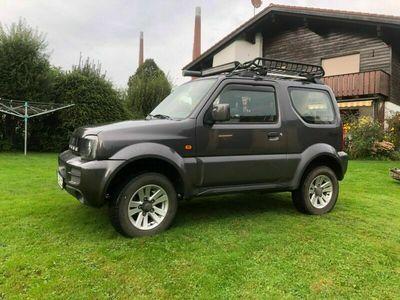 gebraucht Suzuki Jimny Style