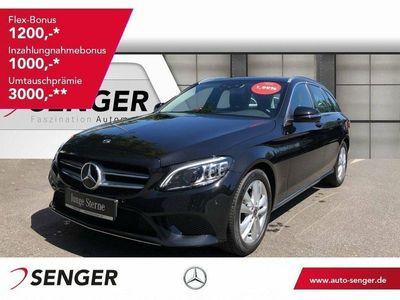 gebraucht Mercedes C180 T Avantgarde Panorama Multibeam Spur-Paket Fahrzeuge kaufen und verkaufen