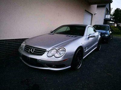 gebraucht Mercedes SL55 AMG Mercedes BenzAMG Designo tausch gg....