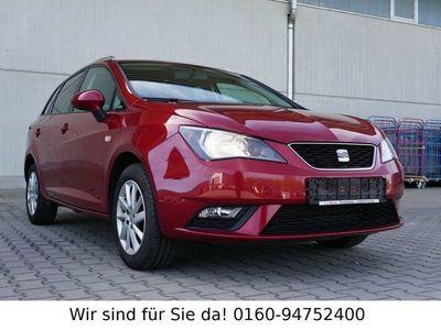 gebraucht Seat Ibiza ST 1.6 TDI 66kW Style Klima Freisprech ALU