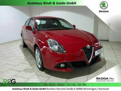 gebraucht Alfa Romeo Giulietta Super 2.0 JTDM 16V Navi Klimaautom Freisprech