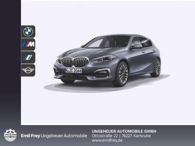 gebraucht BMW 118 d Sport Line HiFi DAB LED WLAN Tempomat