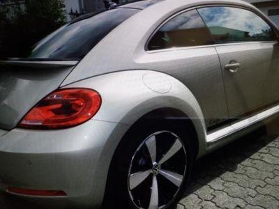 gebraucht VW Beetle The 2.0 TDI DSG DPF CUP