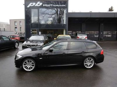 gebraucht BMW 320 dA Touring LCI M-Sport Navi Prof. Leder Sitzhzg.