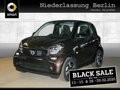 gebraucht Smart ForTwo Coupé 66kW perfect BRABUS tailor made