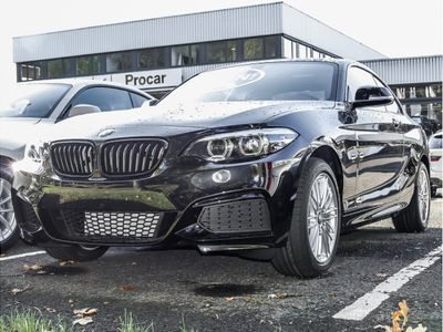 gebraucht BMW 218 2er i Coupe M Sport