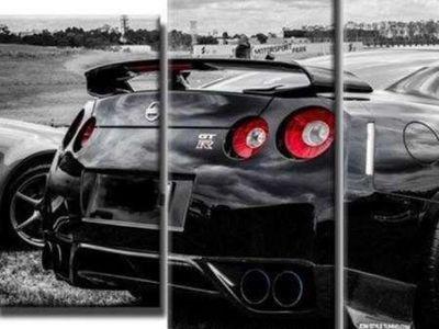 käytetty Nissan GT-R Black Edition NEUES GETRIEBE 30000€